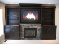 Ottawa Valley Kitchens - Wall units and Built ins