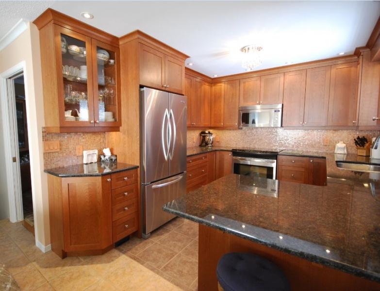 ottawa valley kitchens shaker inset custom