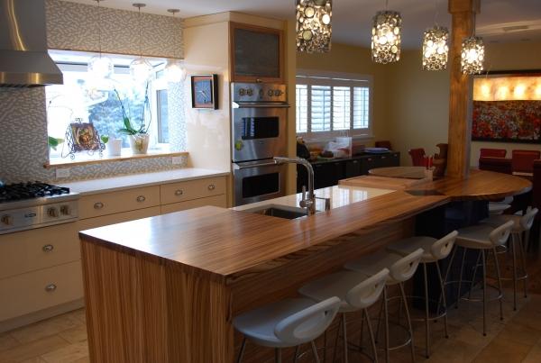 ottawa valley kitchens custom high gloss zebra wood